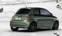 Fiat 500 Heckansicht