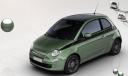 Fiat 500 Frontansicht