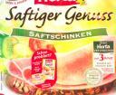 Leichter als Leberwurst - Werbung für Salami