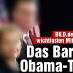 Bild.de stellt seine wichtigsten Mitarbeiter vor: Das Barack-Obama-Team