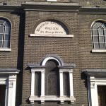 Deutsche Kirche in London Poplar