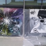 Sapient London Grafitti Battle Terrace