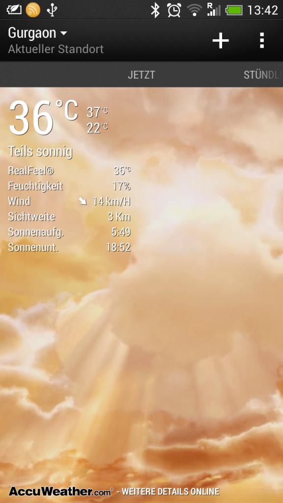 Gurgaon Heat