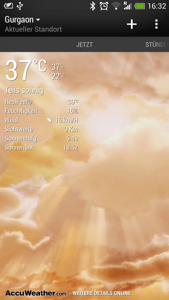 Gurgaon Extra Heat