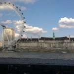 London Eye und Aquarium