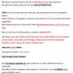 Spamer E-Mail Schrott Mail
