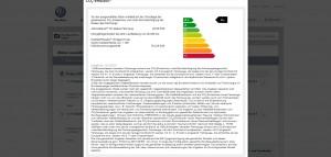 Volkswagen Konfigurator - TGI - Button für weiter nicht erreichbar