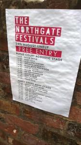 Chester Walls festival