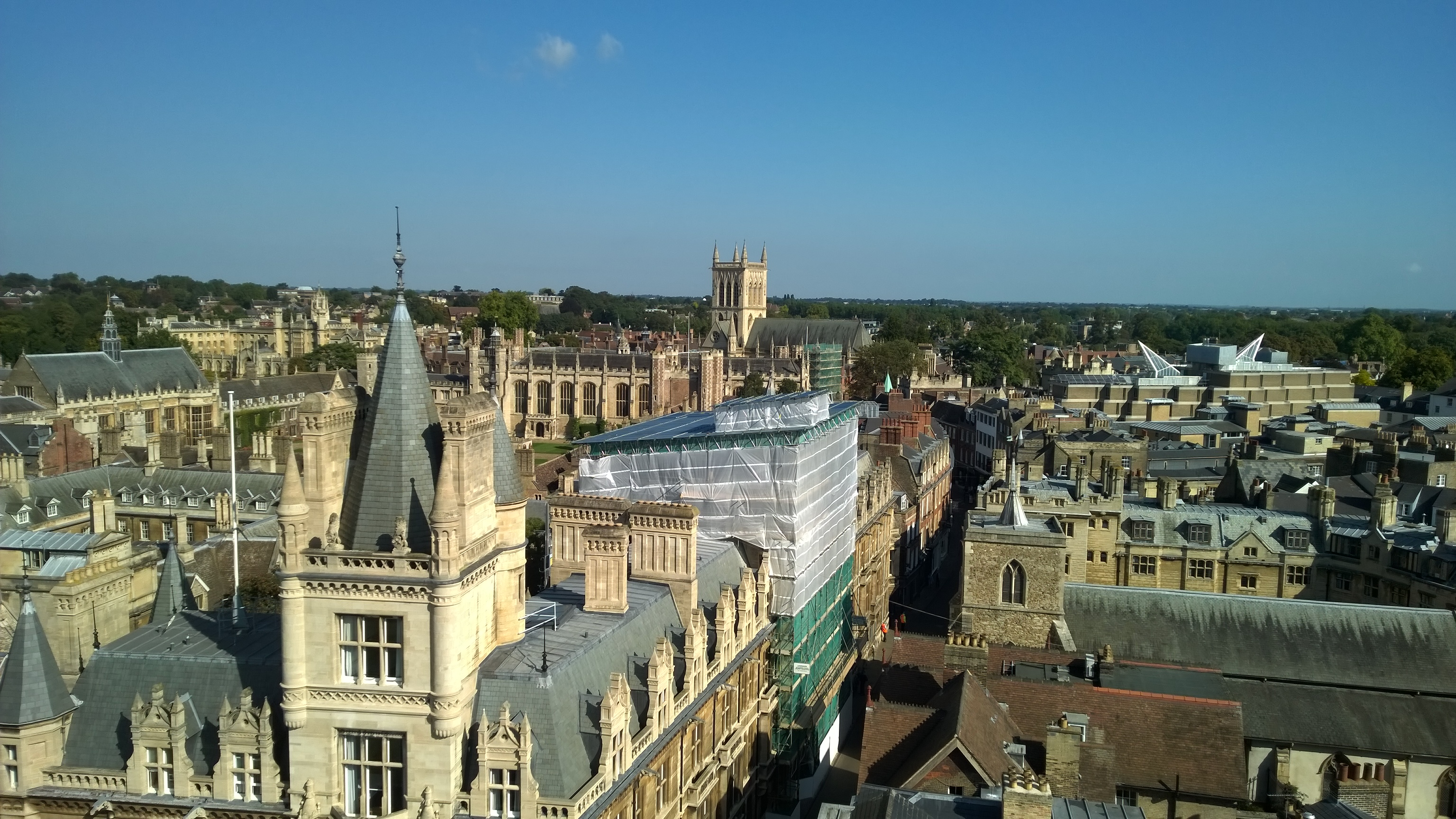 View in Cambridge