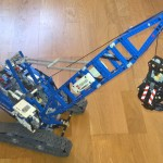 Lego Seilbagger - 42042 - ganz