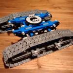 Lego Seilbagger - 42042 -  Fahrwerk